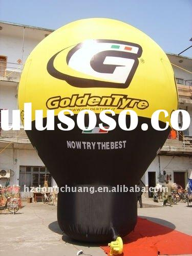 Custome giant inflatable advertising balloon for sales
