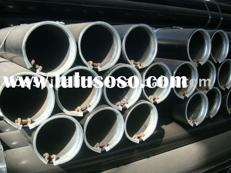 DN120 Normal diameter ASTM A106 seamless steel pipe&tube