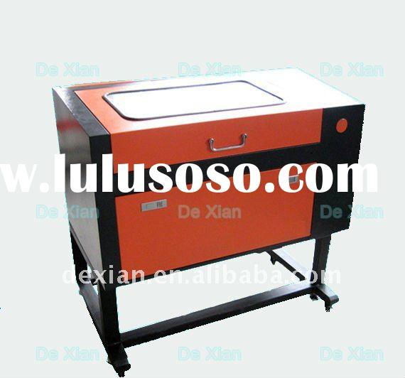 DX-L350 small leather craft laser cutting machine with CE approval ,best price