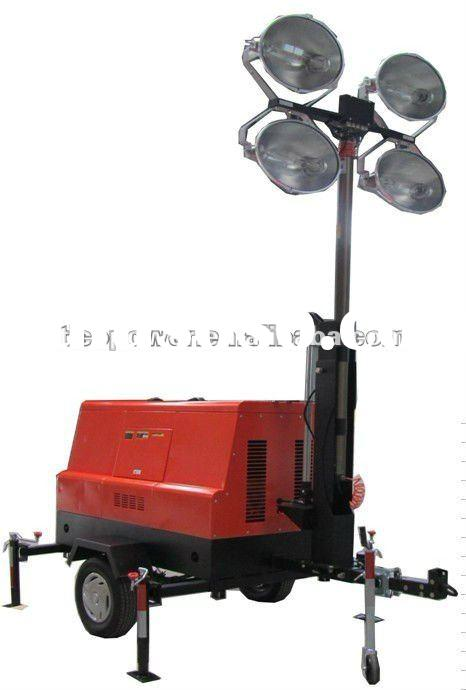 Diesel Light Tower 5KW to 10KW