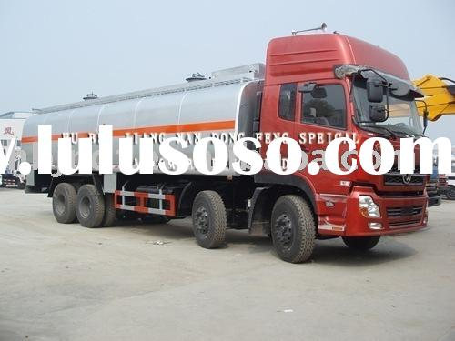 Dongfeng tianlong fuel tank truck for sale(oil tank truck)