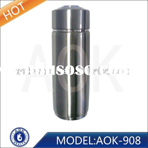 Double insulated stainless steel ionizer bottle