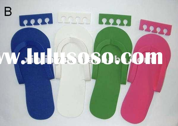 EVA slipper,SPA Salon Pedicure Disposable Slippers,Foam disposable slipper