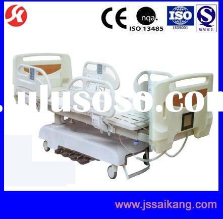Electric ICU Hospital Cardiac Bed with Scale