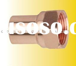 Female fitting adapter FTGXF air conditioner copper pipe fittings