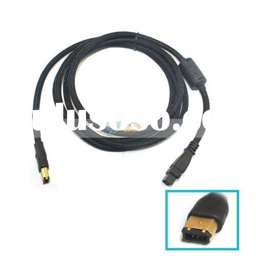 Firewire Cable 800 400 IEEE 1394B 9 Pin to 6 Pin