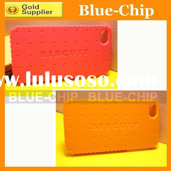 For iPhone4g iPhone 4S Biscuit Case Cover,mobile phone case