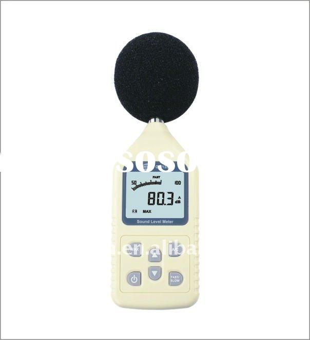 GM1358 Digital Sound Level Meter, Sound Meter, dB Sound Meter,Sound Noise Meter