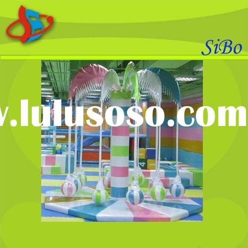 GMB-D10 children commercial indoor playground equipment,spinning playground equipment,naughty castle