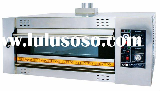 Gas bread bakery Oven (ISO 9001,CE approved, manufactuer)