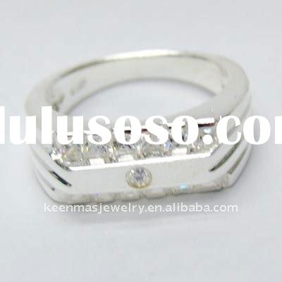 Globle fashion trend rings,925 Silver Ring Jewelery With CZ, China jewelry wholesale and manufacture