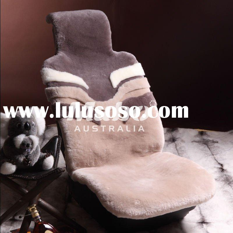 Good quality baby sheepskin car seat cover