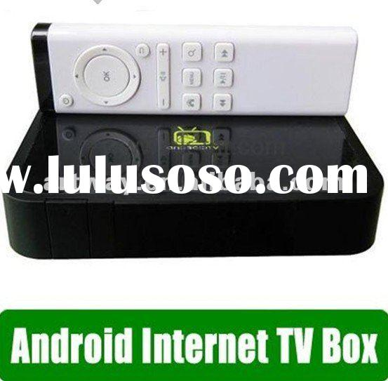 Google Android TV Box with Samsung 1GHz Processor, 512RAM, WiFi, HDMI, HD player, Skype chatting