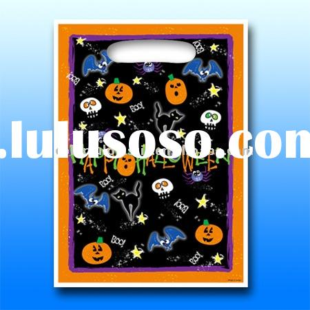 Halloween Party Favor,Party Loot Bag (Pumpkin Day)