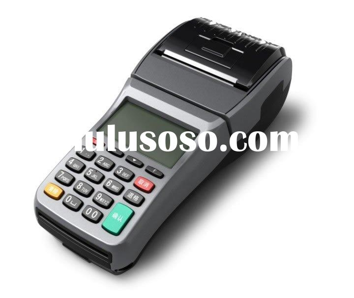 Handheld POS Machine With Striped Card Reader, Barcode Reader, Thermal Printer, WIFI (EP370)