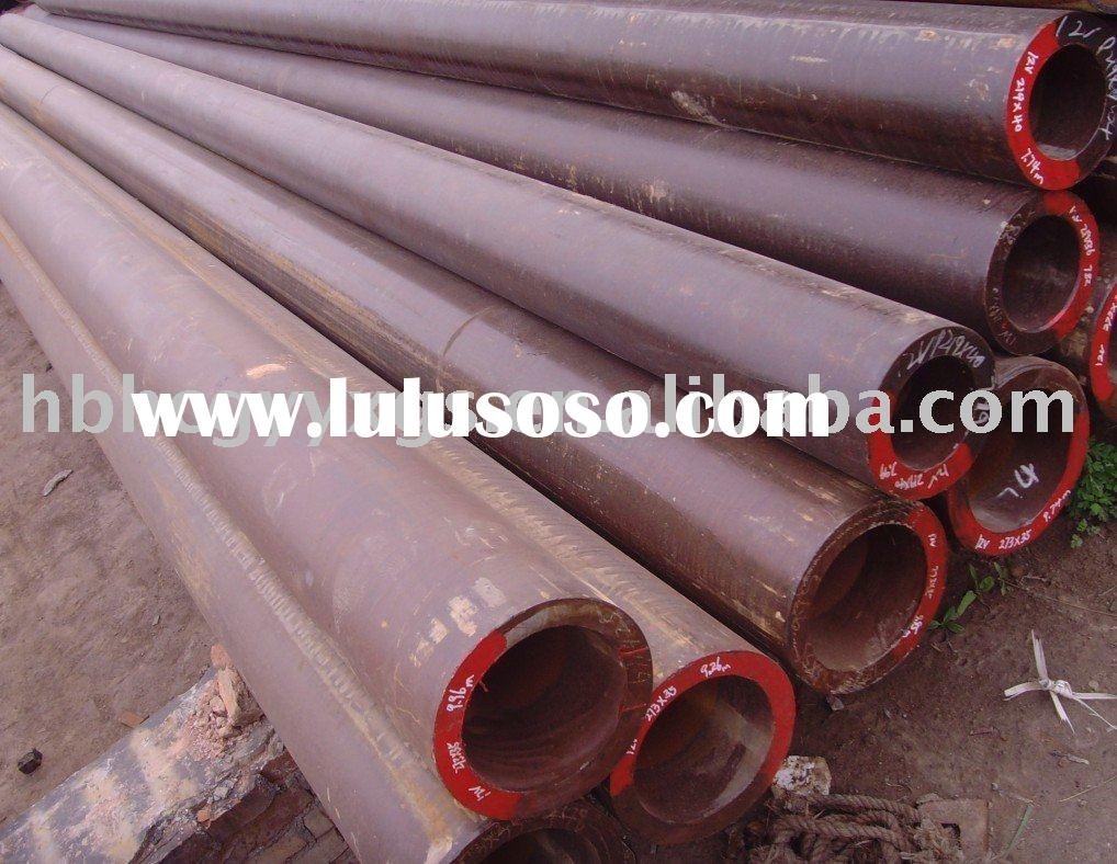 High Pressure Seamless Alloy Steel Tube 12Cr1MoVG