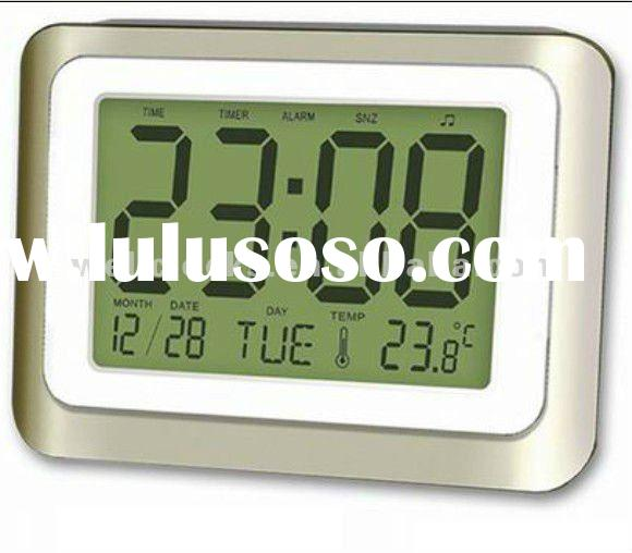 High-Quality large number dispaying digital table clock