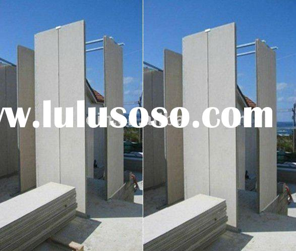High Technology Building Material, Light Weight Sound Insulation Eco-friendly EPS Sandwich Wall Pane