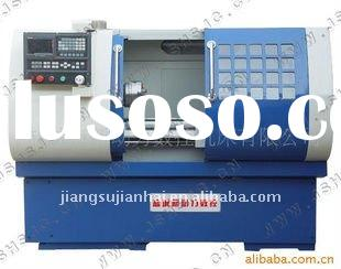 High precision cnc horizontal lathe cnc machine CK6140