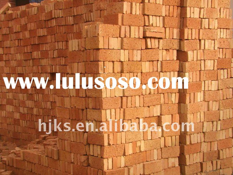 Hot Selling Red Solid Clay Brick Machine