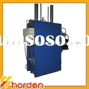 Hydraulic Baling Machine for Waste Plastic Recycling