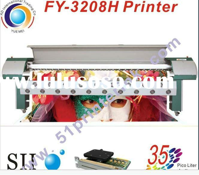 INFINITI FY-3208H solvent printing machine with seiko head