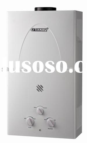 Instant flue type gas water heater (6~20L)