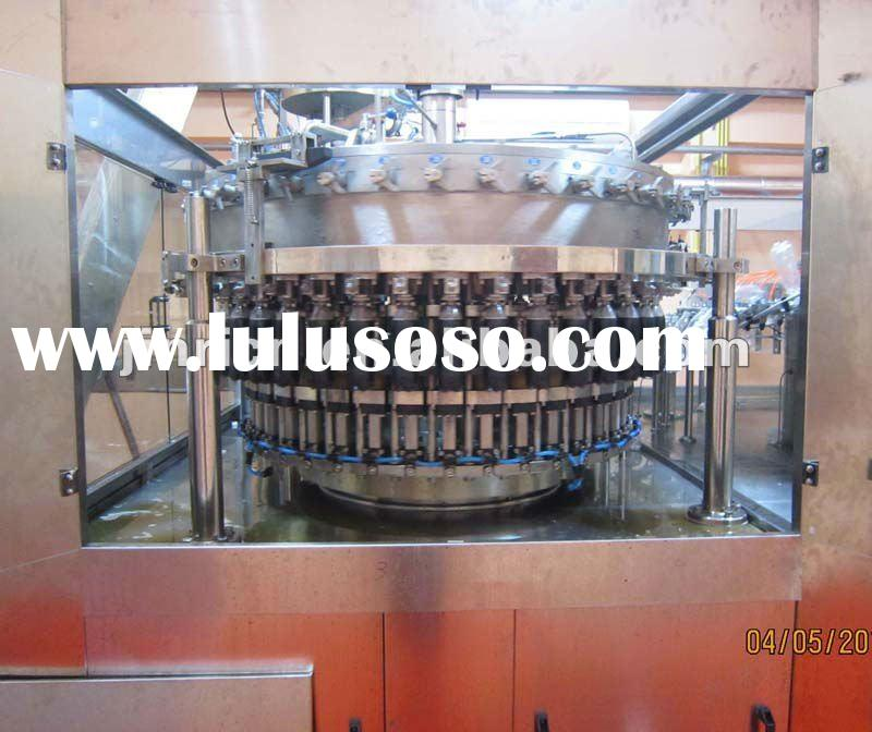 JINRI-3 Carbonated drink filling machine