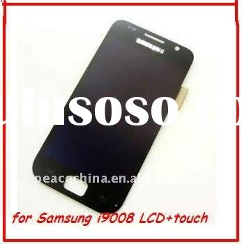 LCD Display For Samsung i9008 with Touch Screen Digitizer Assembly Free Shipping