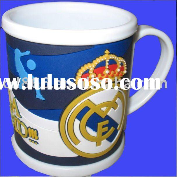 Lovely promotional sports plastic mugs