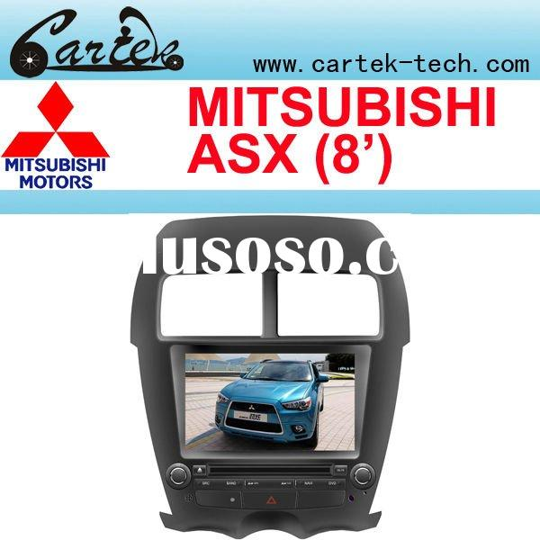MITSUBISHI ASX Car DVD With 8 Inch HD Digital Touch Screen,GPS,IPOD,Wince6.0 OS,PIP,RDS,6 Disc...
