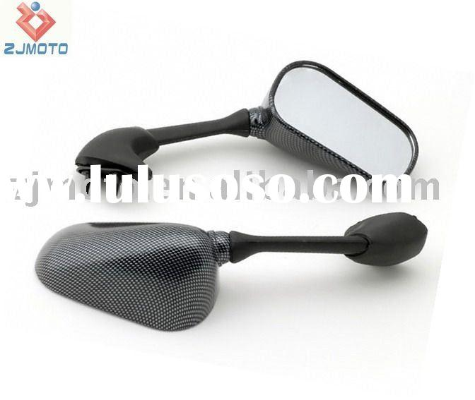 MOTORCYCLE MIRRORS for 2002-2003 YZF R1 Carbon Racing Mirrors