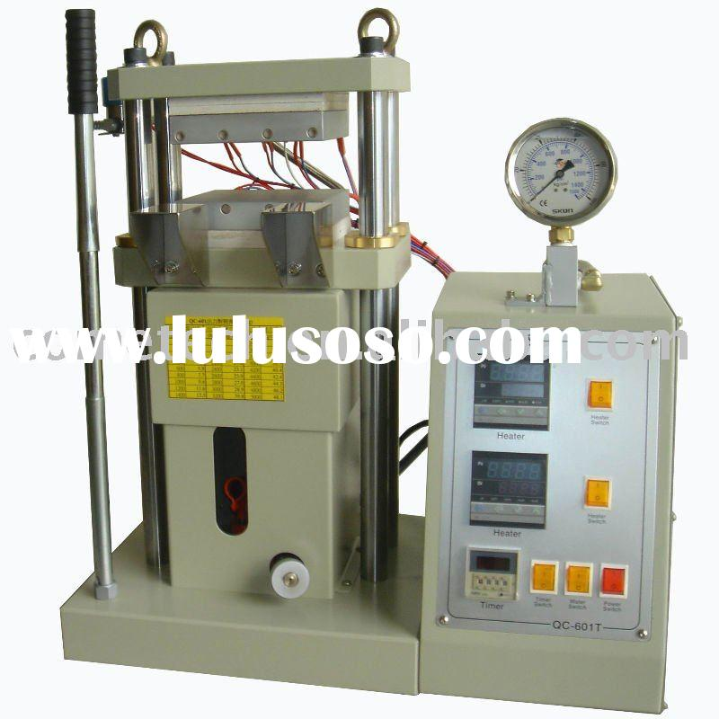 Resistance Tester In Plastic Molding : Test press manufacturers in lulusoso page