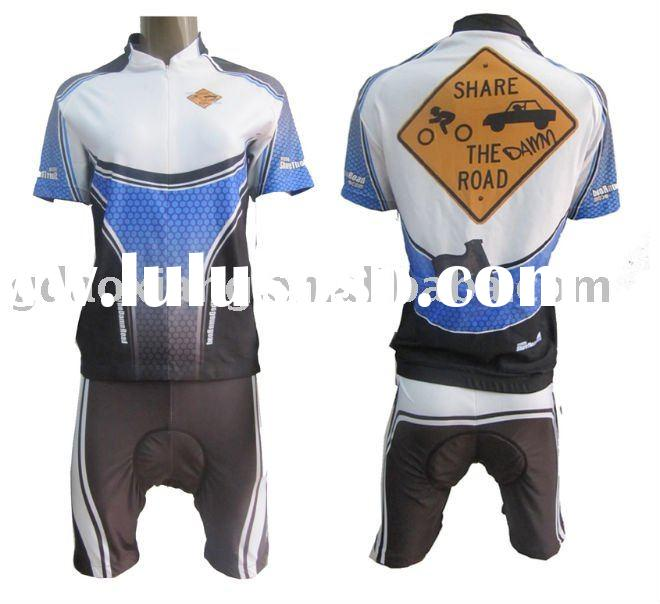 Men's Fashion Cycling Jersey For Team/Club Wear