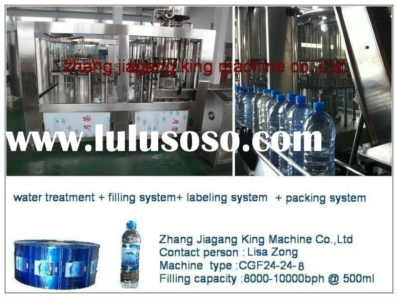 Mineral Water Filling Production Line