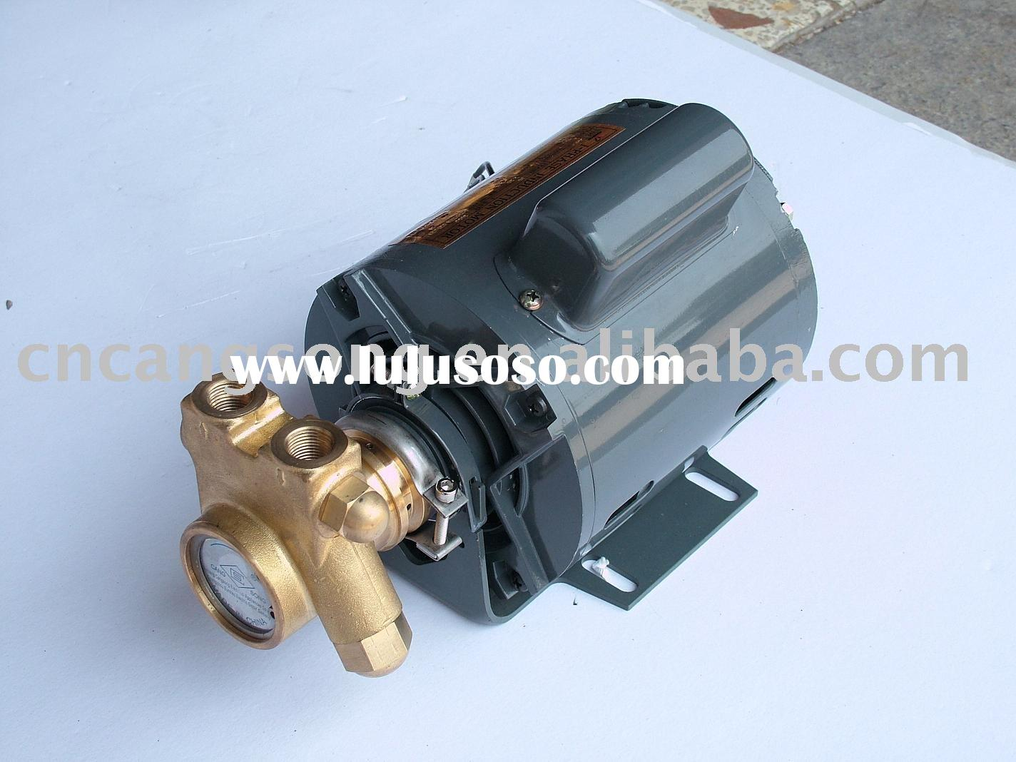 Mini Rotary Vane Pump