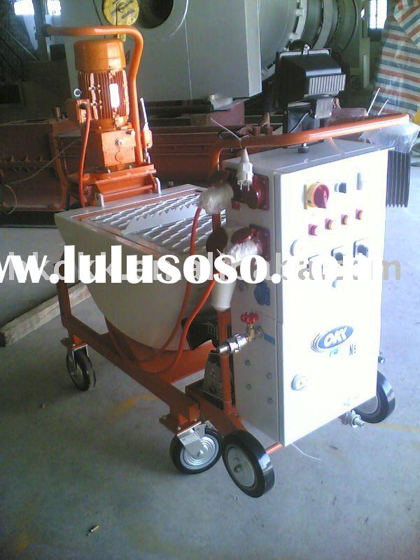 N5.Dry-mixed Automatic Spray Painting Machine