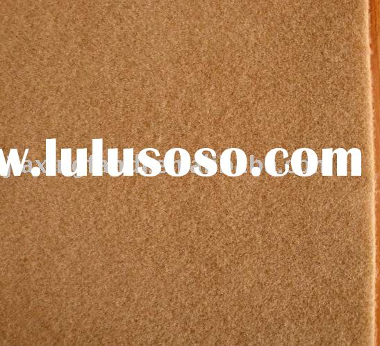 Needle Punched Nonwoven Brushed Carpet for Car Mat