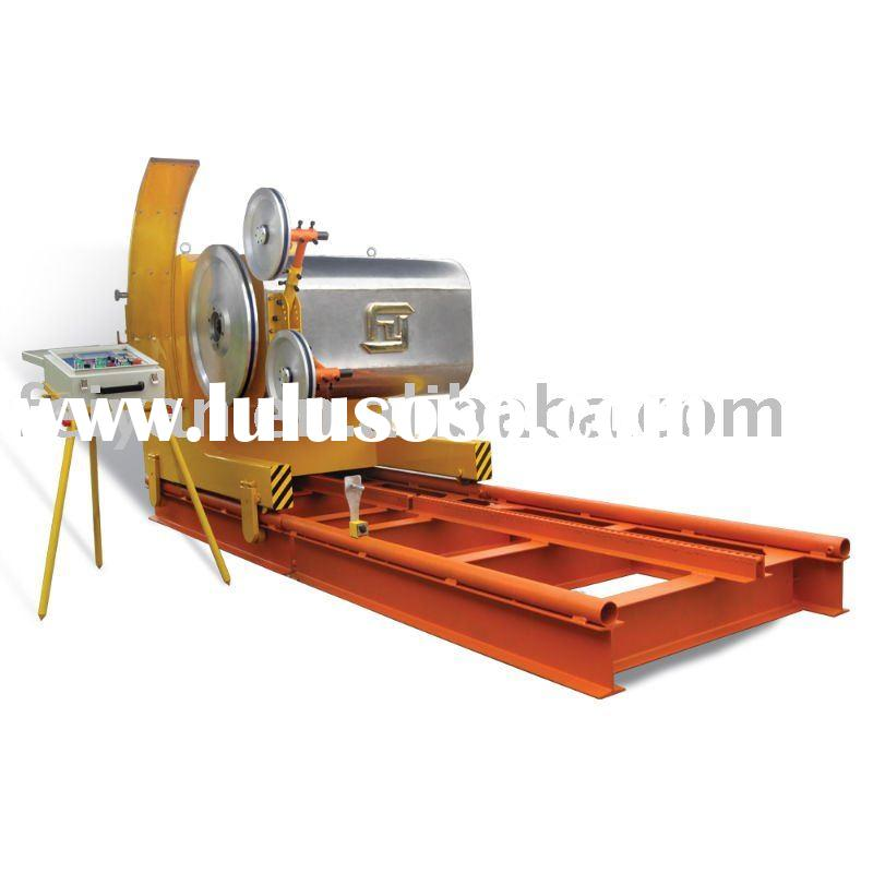 Numerical Control Mine Wire Saw Machine-Intelligent Model-diamond wire saw machine