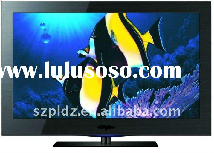 OEM low price TV LCD 32 inch 1080p with USB & optional DVD, DVB-T