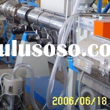 PLASTIC PVC PIPE EXTRUSION LINE/EQUIPMENT/MAKING MACHINE