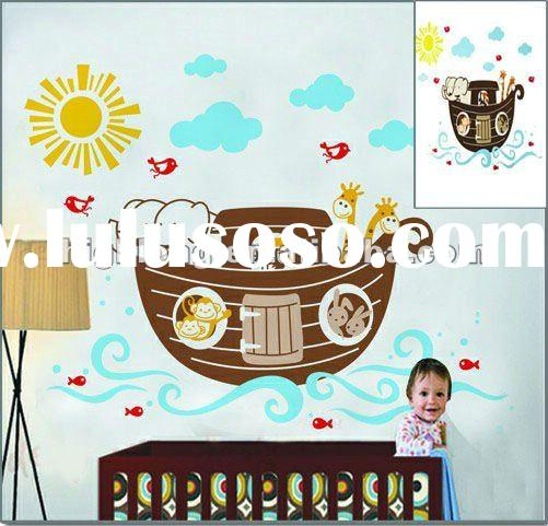 PVC Baby Room Wall Stickers Home Decor