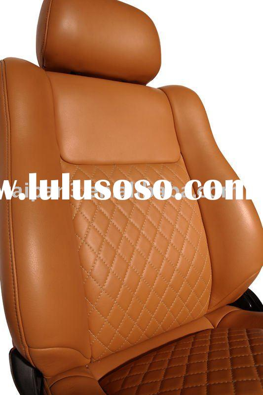 Perforated Design Car Seat Cover