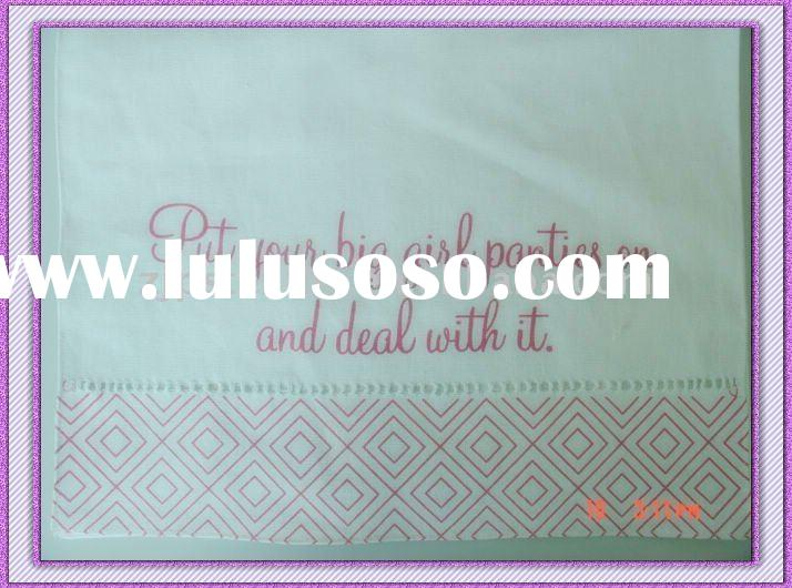 Pink Ladies' Cotton Printing Handkerchiefs