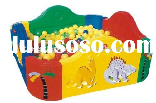Plastic Ball Pool and Fence TX-914909