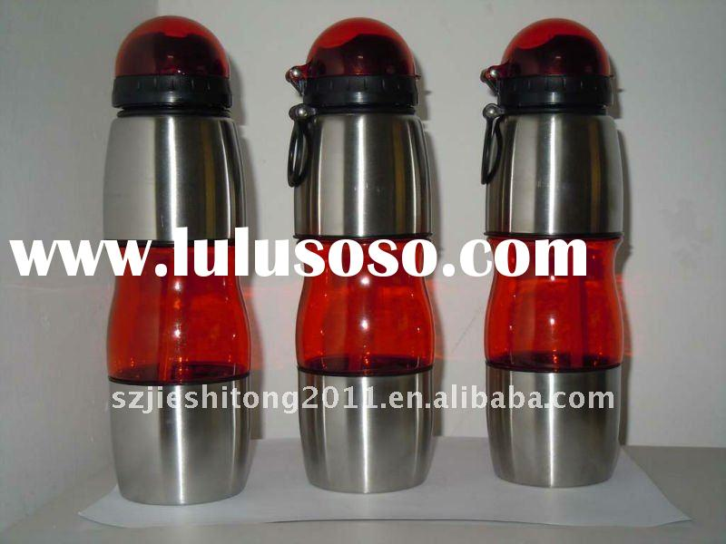 Plastic Sports Water Bottle BPA Free FDA Approved