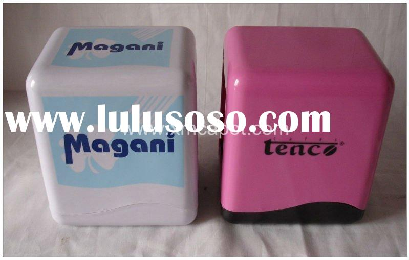 Plastic napkin dispenser,ABS napkin holder