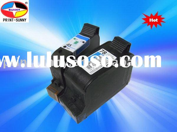 Printer ink for HP 51645A/6578A/45A/78A,for Desk jet 710C/712C/720C/722C/820C/850C/895C/932C/935C/97