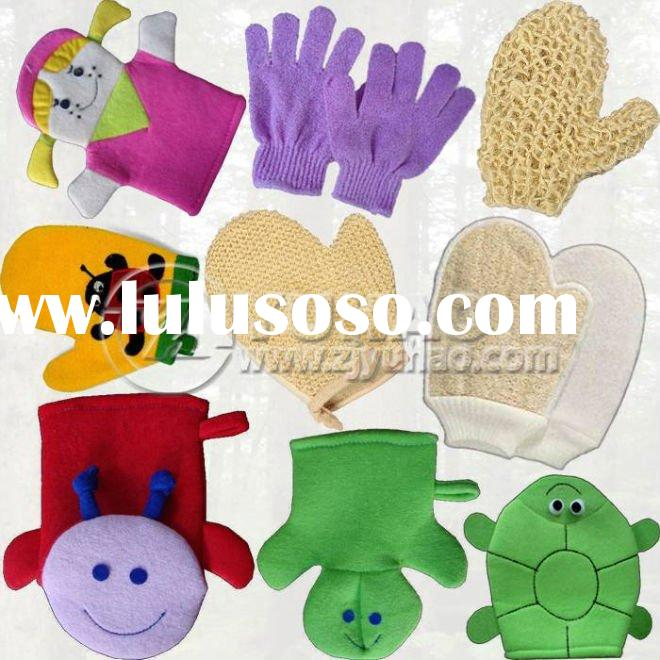 Promotional Exfoliating Massage Body Shower Bath Mitt (2114)