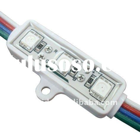 RGB smd module, great for channel letter, smd5050 x3pcs